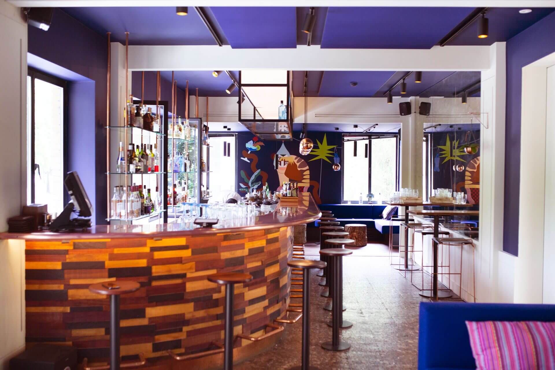 Mizaru, le bar à cocktails